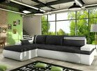Corner Sofa Bed Oslo With Storage Container Sleep Function New