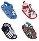 Toddler Baby Boy Girl Summer Sandals Infant Crib Shoes 0-6 6-12 12-18 Months