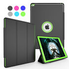 Hybrid Rugged Shockproof Flip Folio Case Cover Stand For iPad Pro / Air 2 / Mini