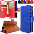 Detachable Magnetic Leather Wallet Flip Card Slot Case For Samsung Galaxy Note 5