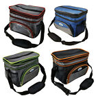 Expandable Thermal Travel Lunch Bag School Work Insulated  Lunch Box Colorful
