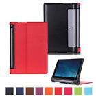 Leather Magnetic Case Stand Cover Wake For Lenovo Yoga Tab 3 10 X50L X50F Tablet
