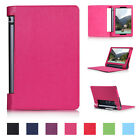 "Luxury PU Leather Magnetic Case Stand Cover Wake For Lenovo Yoga 3 850F 8"" Tab"