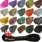 15/30/100m 550 Paracord 7 Strands Parachute Bushcraft Lanyard Mil Spec Type III