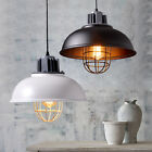American Industrial Vintage Edison Loft Ceiling Light Industrial Pendant Cafe