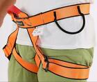 Rock Tree Climbing Harness Seat Sitting Bust Belt Safety Rappelling Rescue Gear