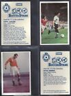 LEAF - 100 YEARS OF SOCCER FOOTBALL STARS (NUMBERS 076-100) SELECT YOUR CARD