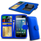 Clip On PU Leather Flip Wallet Book Case Cover For Lenovo A830