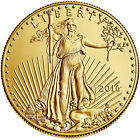 2016 $5 1 10oz American Gold Eagle BU