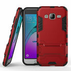 Hybrid Rugged Shockproof Phone Case Hard Cover Holster For Samsung Galaxy Phones