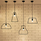 Simple Edison Ikea Frame Pendant Lamp Ceiling Light Cafe Bar Dining Room Couture