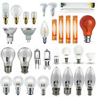 BRANDED GU10, CANDLE, GOLF, GLS, HALOGEN, LED, APPLIANCE HOUSEHOLD LIGHT BULBS