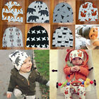 Cotton Toddler Girl&Boy Baby Infant Winter Warm Crochet Knit Hat Beanie Cap