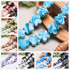 New 10pcs 20mm Glass Charms Jewelry Findings Flower Lampwork Loose Spacer Beads