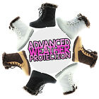 Women Comfort Round Quilted Flat Ankle High Eskimo Winter Fur Snow Rain Boots