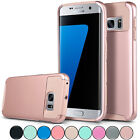 Shockproof Hybrid Rubber Protective Cover Case For Samsung Galaxy Phone Model