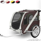 Dog Bicycle Bike Trailer Stroller Jogger Carrier Pet Animal Transport Outdoor