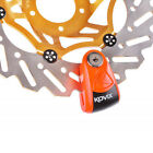 Kovix KAL6 Alarm Disc Lock Motorcycle -  Yellow, Orange Or Black - New Product!!