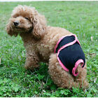 Puppy Diaper Sanitary Pants Cotton Underwear For Female Girl Small Medium Dog US