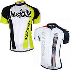 Men Cycling Jerseys Top MTB Sports Bicycle Wear Breathable Bike Clothing Gears