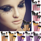 Europe:Pro Makeup Set 11Pcs Cosmetic Brush Foundation Eyes