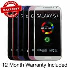 Samsung Galaxy S4 GT-I9505 16GB White-Black-Red-Pink-Purple New Other Warranty