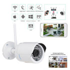 1/2/4X Wholesale 1.0MP HD Wireless Outdoor Security Network Bullet IP Camera UK