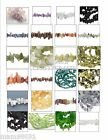 Beads CHIPS Stone & GEMSTONE ~ Various Colors & Sizes
