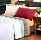 Egyptian Cotton 1200 Thread Count Solid Sheet Set