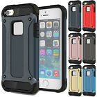 Shockproof Armor Hybrid Rugged Protective Phone Case Cover For iPhone 6 6s Plus