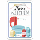 Kitchen 8* x 12* Sign Names Male Mi-My
