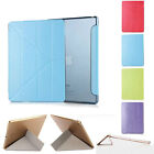 Slim Magnetic Flip Leather Smart Case Cover For Apple iPad Pro ipad mini4 Air 2