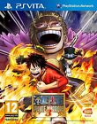 One Piece Pirate Warriors 3 PS Vita For PAL PS Vita (New & Sealed)