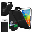Clip On PU Leather Flip Case Cover Pouch For Cubot S600