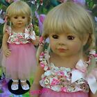 "Masterpiece Thursday's Child  Blonde, Monika Levenig 29"" Vinyl Doll,  In stock"