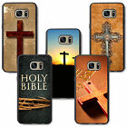 Samsung Rubber TPU case with the Christian Jesus the cross the God holly things