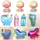 Boys Girl Baby Shower Foil Balloons Christening Birthday Party Decoration Gift