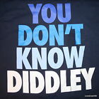 Nike YOU DON'T KNOW DIDDLEY Men's Tshirt M, L Navy 579570-419 NWT Bo Jackson