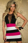 Sexy Women Short Party Evening Dress Sexy Fashion Fit S/M ONLY 1 LEFT