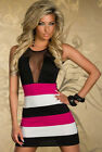 Sexy Women Short Party Evening Dress Sexy Fashion Fit S/M LAST ONE