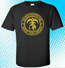 QUEENSRYCHE Rage For Order Metal Band Men's Black T-Shirt Size S to 3XL image