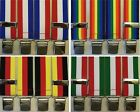 FRENCH GERMAN ITALY RAINBOW FLAG STRIPED TROUSER BRACES 35MM 1.5 INCH