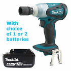 MAKITA 18V LXT BTW251Z IMPACT WRENCH & BL1840 BATTERY FUEL CELL INDICATOR