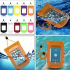 Waterproof Touchscreen Water Resist Phone Cover Pouch Swimming Cellphone Bag