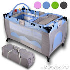 Portable Child Infant Baby Travel Cot Bed Playpen Bassinet Kid Play Pen Entryway