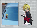 Guitar Hero CLOUD STRIFE Vinyl Decal Final Fantasy PICK A SIZE! Car Sticker