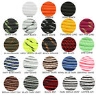 "Round Athletic Shoe Lace 27 36 45 60 78"" Hiking Sneaker Shoelaces Strings -2Pair"