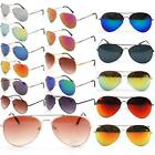 Aviator Mens Womens Classic & Mirror Sun Glasses Sunglasses Vintage Retro Design