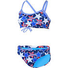 Dolfin Uglies Workout Two Piece Swimsuit Womens