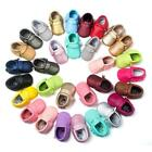 Cute Baby Infants Toddler Shoes Prewalker Tassel Non-Slip Shoes For 0-6 Months W